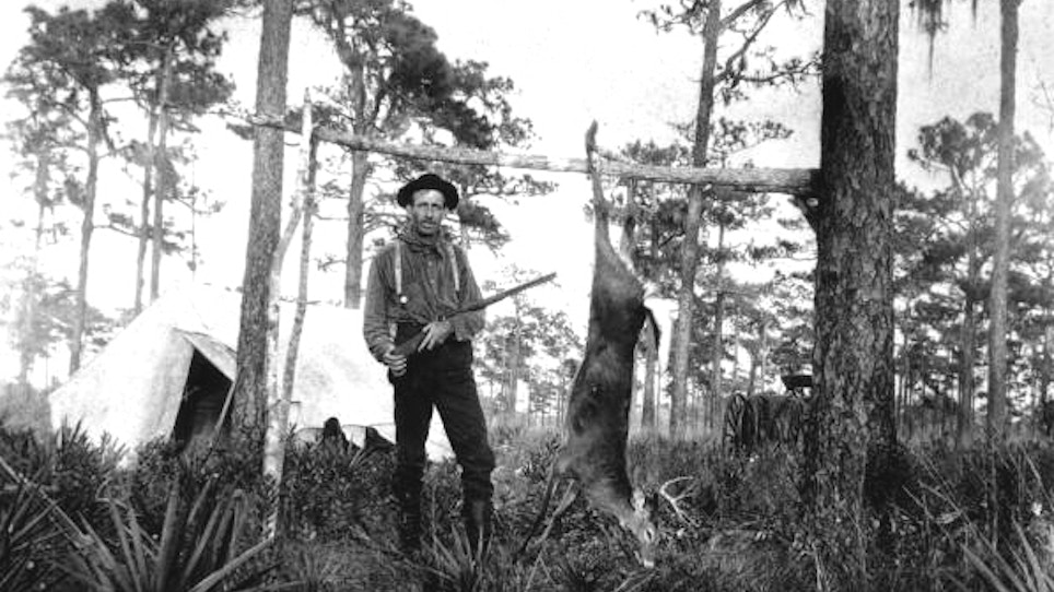 The evolution of deer-hunting gear