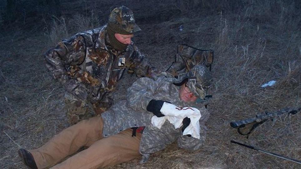 Safety First When Predator Hunting