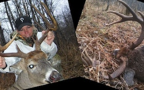 Prois Founder Takes First Whitetail