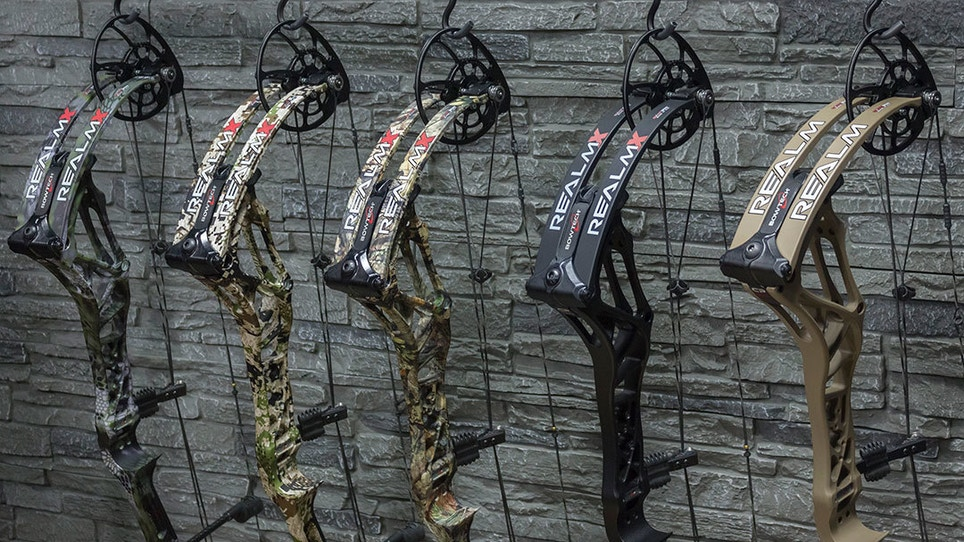 Field testing the new-for-2018 Bowtech Realm