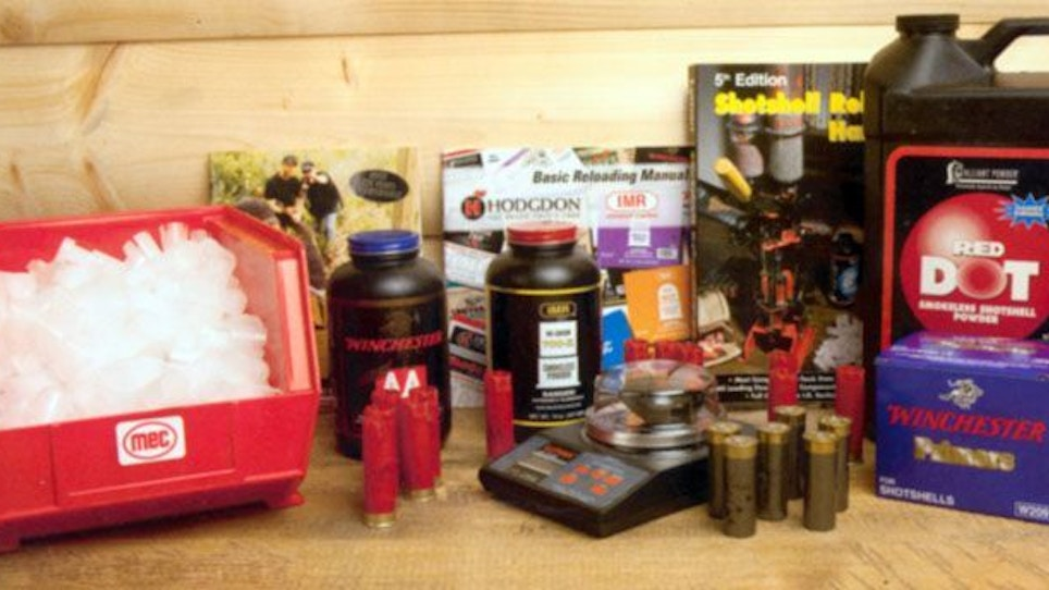 Selecting the Correct Reloading Components