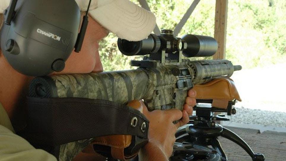 Remington R-25 Rifle Review