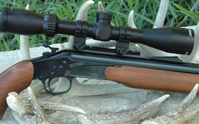 Reviewed: Rossi Wizard Inline .50 Caliber