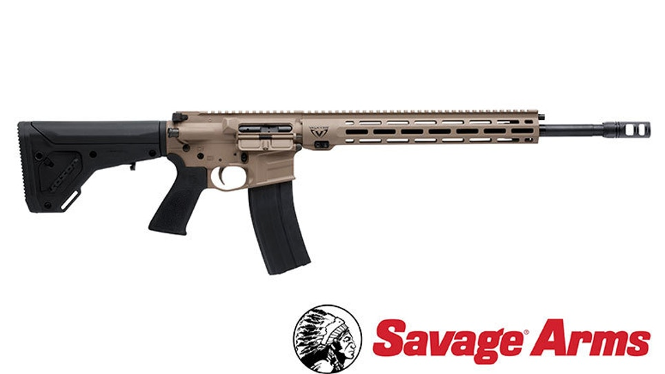 Savage Arms releases the new MSR 15 Valkyrie