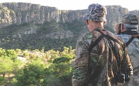 Bowhunting Gould's Wild Turkeys in Old Mexico