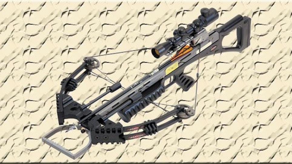 Crossbow Review: Darton Serpent LTD II