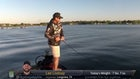Championship Day Video: Lee Livesay Catches 9-Pounder on Topwater Lure