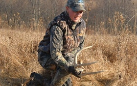 Early season tactics for muzzleloader bucks — part 1