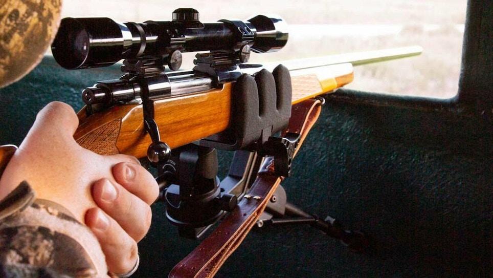 Kopfjäger Ambush Shooting Rest Kit