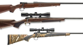Top Deer Rifles From SHOT 2011
