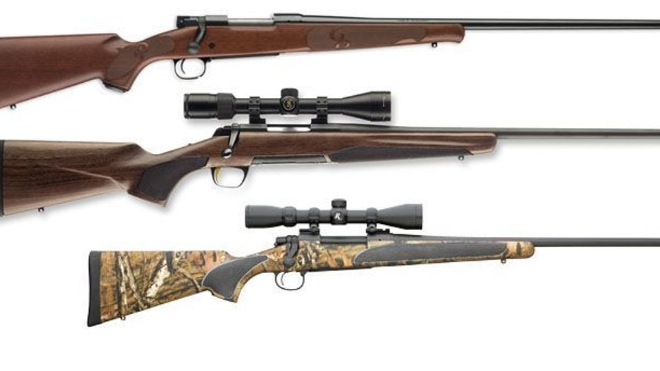 Top Deer Rifles From SHOT 2011