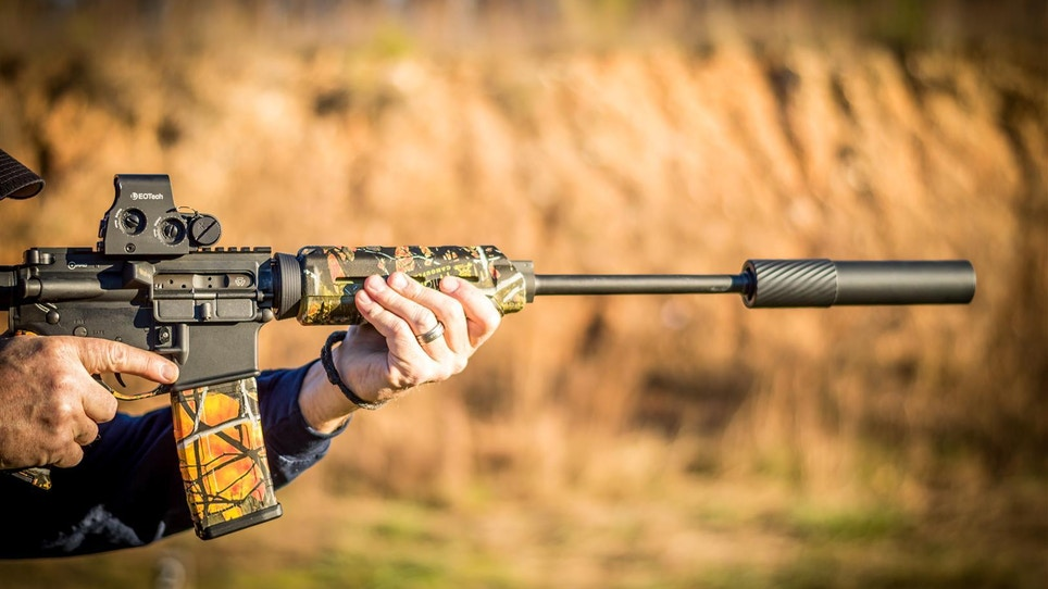 Silent Legion: A New Force in Suppressors