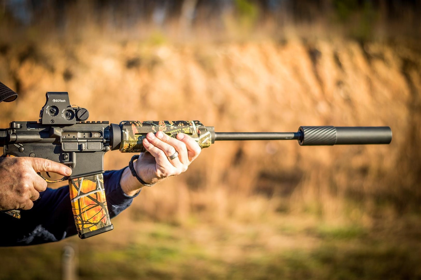 Silent Legion: A New Force in Suppressors | Grand View Outdoors