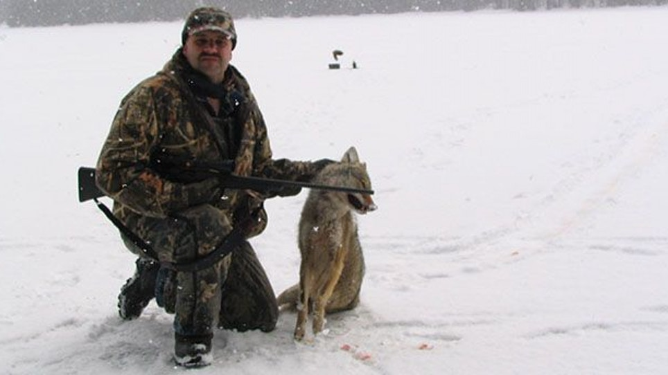 Tactics for Hunting Coyotes in Deep Snow
