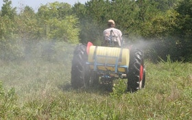 Springtime Food Plot Weed Control