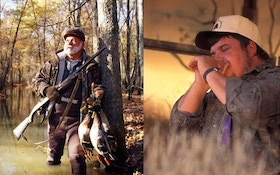 Ducking Hunting Destination: Stuttgart, Arkansas