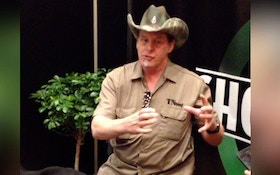 VIDEO: Ted Nugent RAW and Unfiltered at SHOT Show 2013