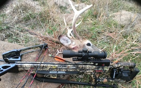 We Take TenPoint's Turbo GT Crossbow To The Deer Woods