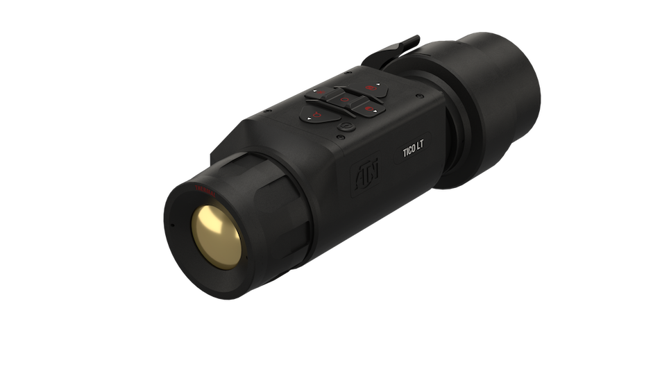 Add Thermal Capability to Your Hunting Scope With ATN's TICO LT