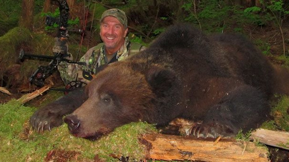 Video: Grizzly Hunting with Tom Miranda