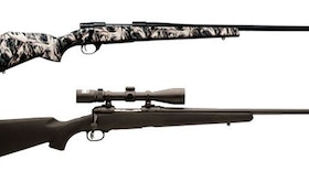 Top deer rifles from SHOT 2013