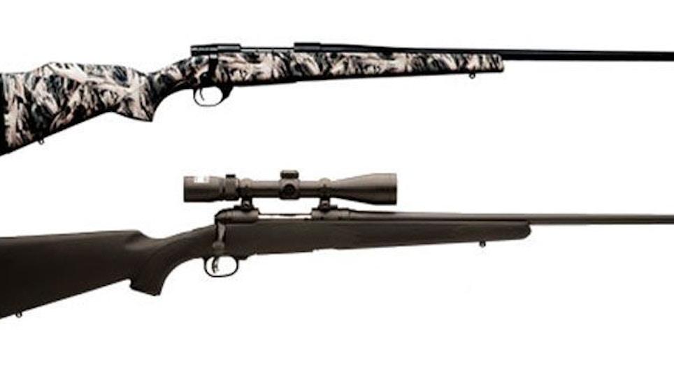 Top deer rifles from SHOT 2013