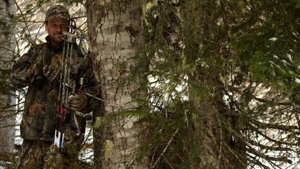 Bowhunting's Toughest Yard