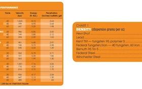 Understanding Tungsten Shot