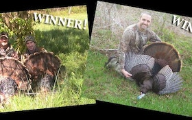 Reader's Turkey Tactics Contest Winners