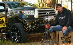 Gerald Swindle Talks Hunting