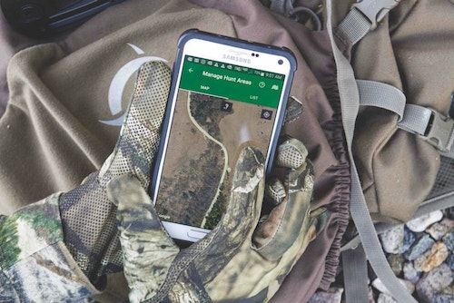 Hunting apps on smartphones or GPS devices are great tools but have a map along in case your batteries fizzle during a hunt.