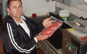 Vacuum Packing Your Fish