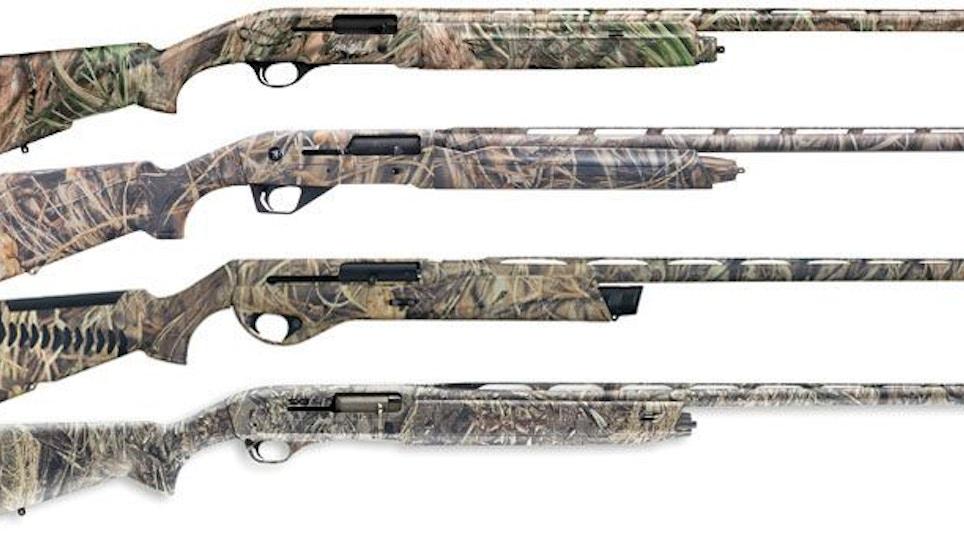 New Waterfowl Shotguns