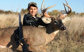 South Dakota Deer Hunting and a First Buck