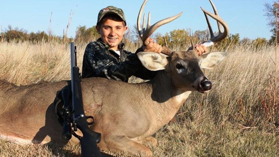 South Dakota Deer Hunting and a First Buck