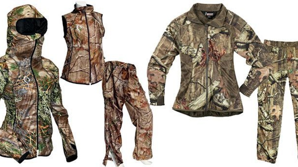 Women's Hunting Clothing 2011