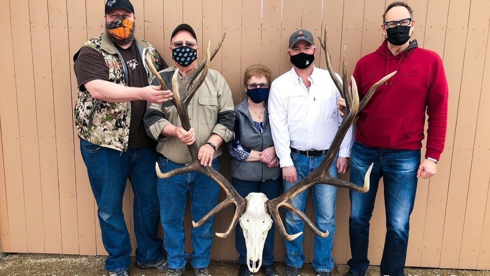 Pope and Young Club Announces New World Record Non-Typical American Elk