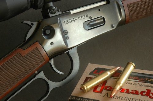 Hornady's Monoflex is a copper-alloy bullet with a flexible FTX tip. Lead-free ammo for lever actions!