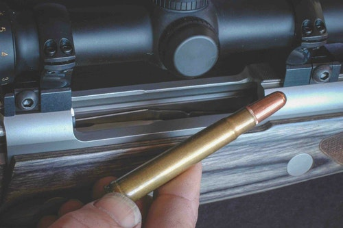 Check hunting handloads by cycling all rounds from the bottom of the magazine through ejection.