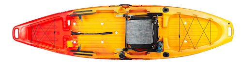"One of Jackson Kayak's newest models named ""Bite"" is also among its most affordable kayaks. It's priced at $799."
