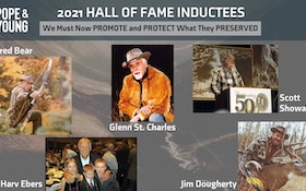 Pope & Young Announces First Hall of Fame Inductees