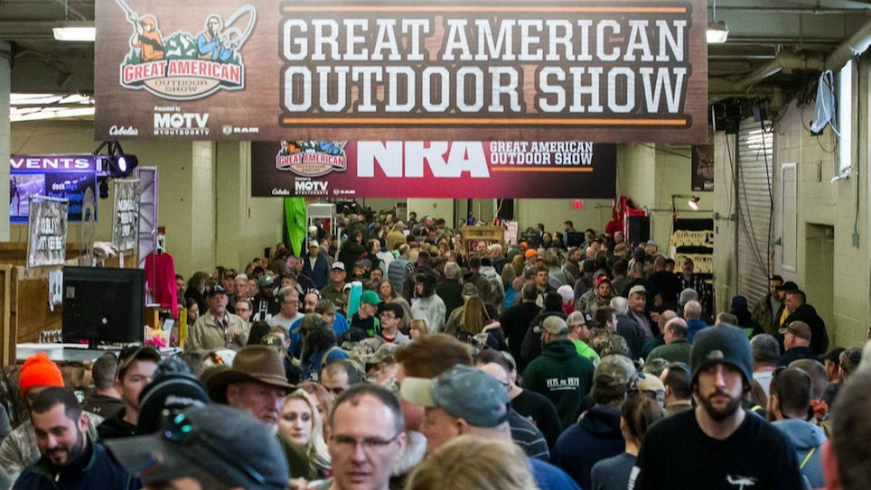 NRA 2021 Great American Outdoor Show Canceled and Other Hunting Retailer News