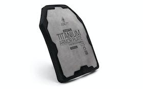 Adept Armor Mantis Titanium Armor Plate