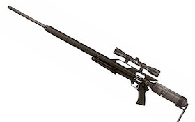 AirForce Airguns Adds 50 Caliber to Texan Family