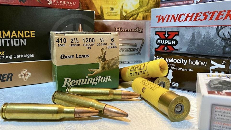 Ammunition is a Gateway