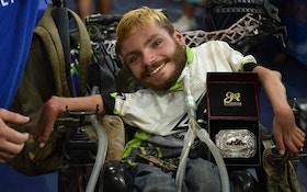 Inspirational Victory: Austin Jones Wins Crossbow Class in ASA Classic