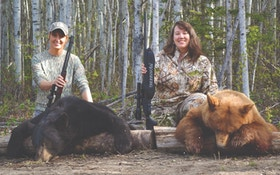 Gearing Up for Black Bear Hunters