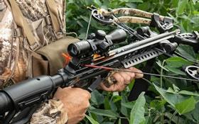 Six New Bear X Crossbows from Bear Archery