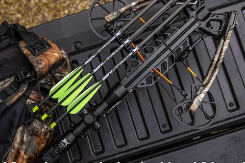 Bear Archery crossbows are marketed and sold under the BearX brand, and provide dependable performance at a great price.
