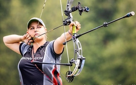 Paige Pearce Named 2021 NFAA Shooter of the Year